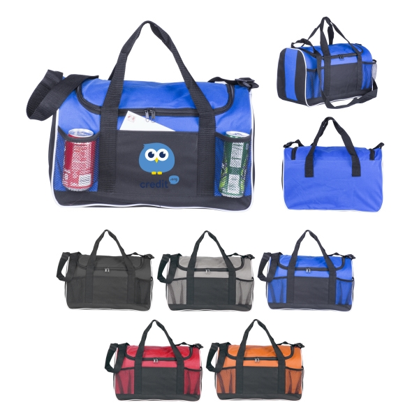 600D Poly Sport Duffle Bag