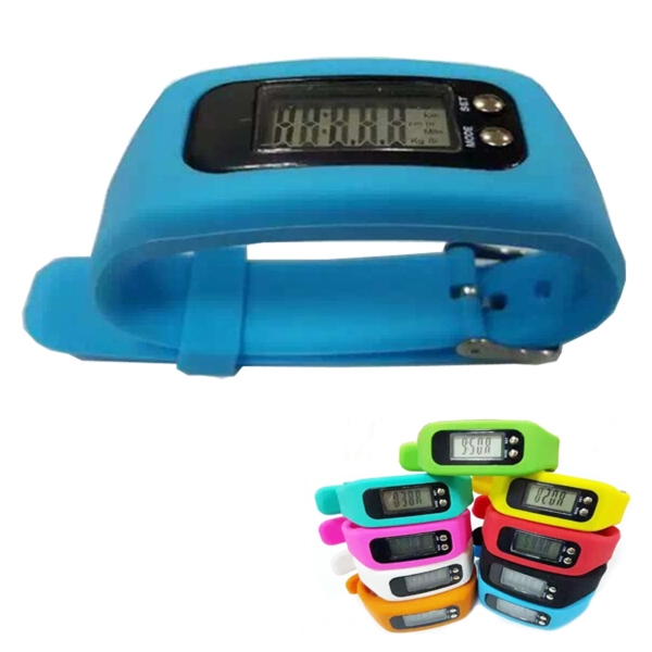 Waterproof Wristband Pedometer