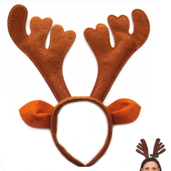 Christmas Antler Headband