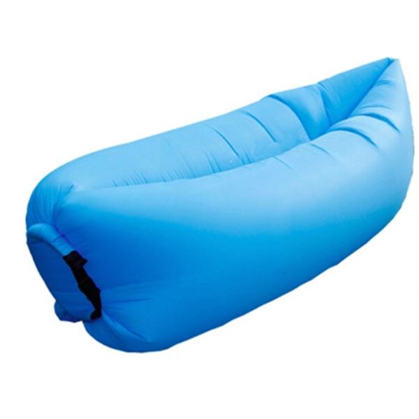 Portable and Inflatable Sleeping Bag and Sofa