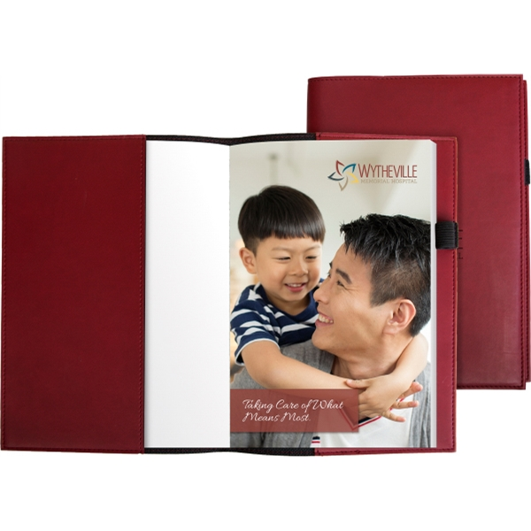 Pedova Refillable Journal - w/ Tip-in