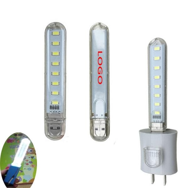 8 LED USB Light