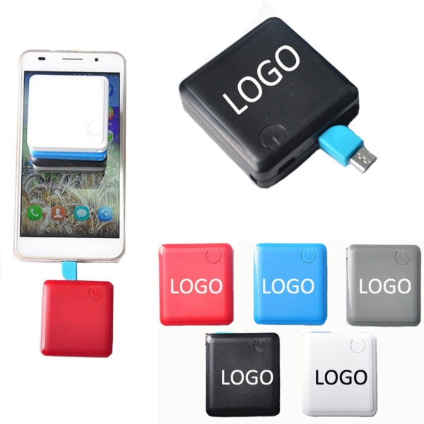 Power Bank Keychain