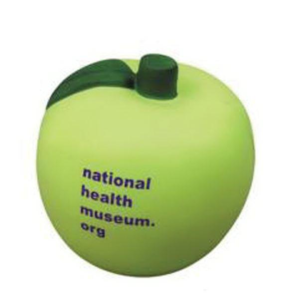 Apple Shaped PU Stress Ball