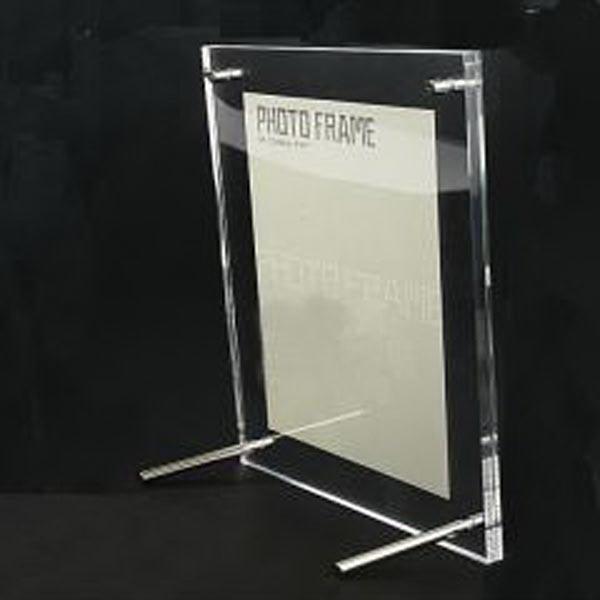 Acrylic Clear Photo Frame
