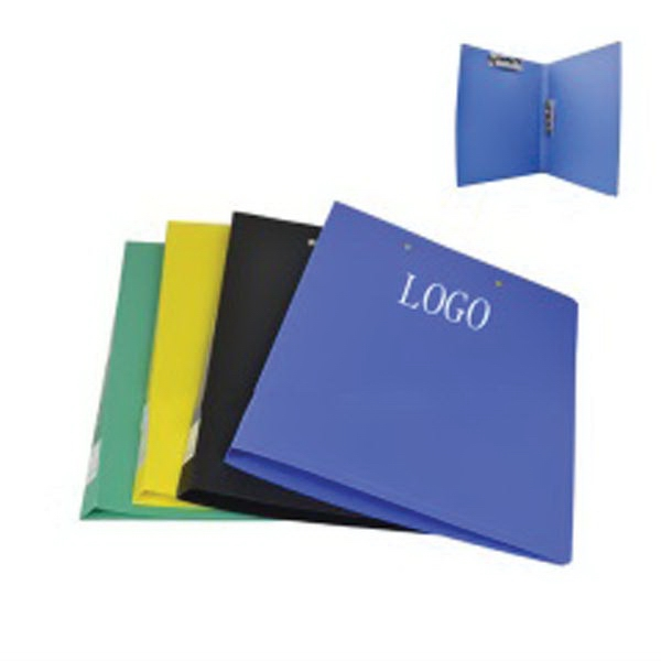 A4 Plastic File Folder