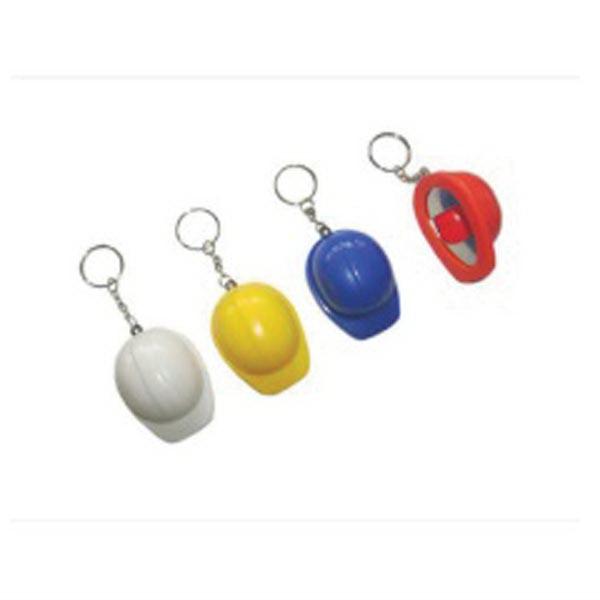 Helmet Bottle Opener Keychain