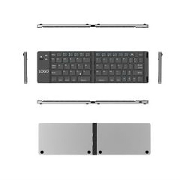 Fold-able Bluetooth Keyboard