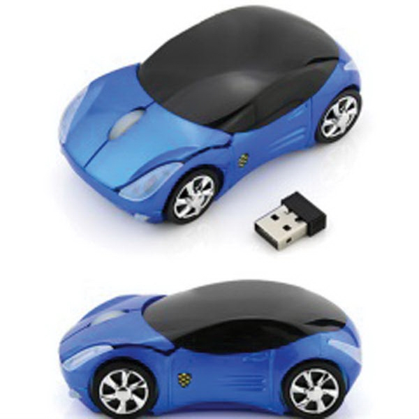 2.4G Car Shape Wireless Mouse