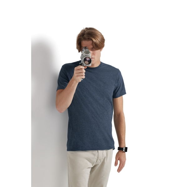 Adult 30/1's Softspun Semi-Fitted Tee