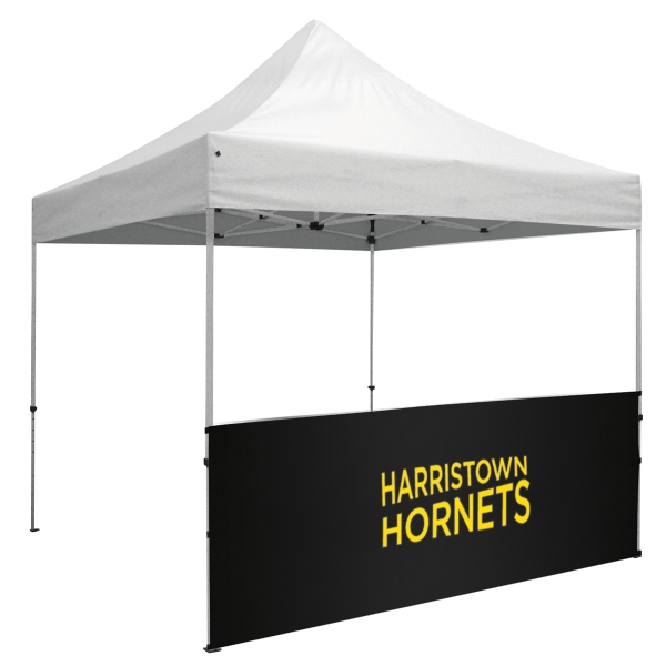 10' Tent Half Wall Only (Full-Color Imprint)