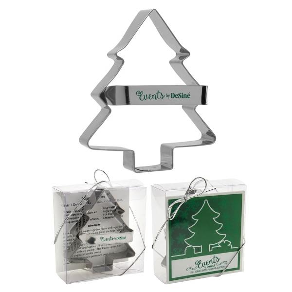 Metal Tree Cookie Cutter