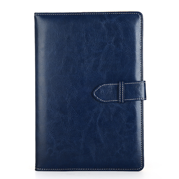 A5 Leather Notebook