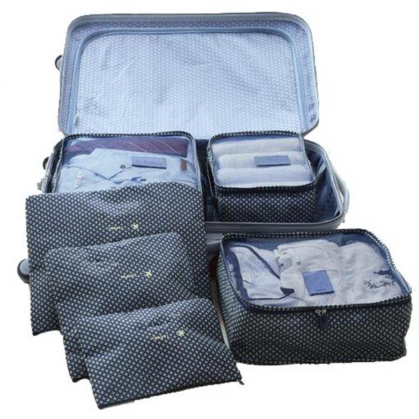 Six Sets Storage Bag