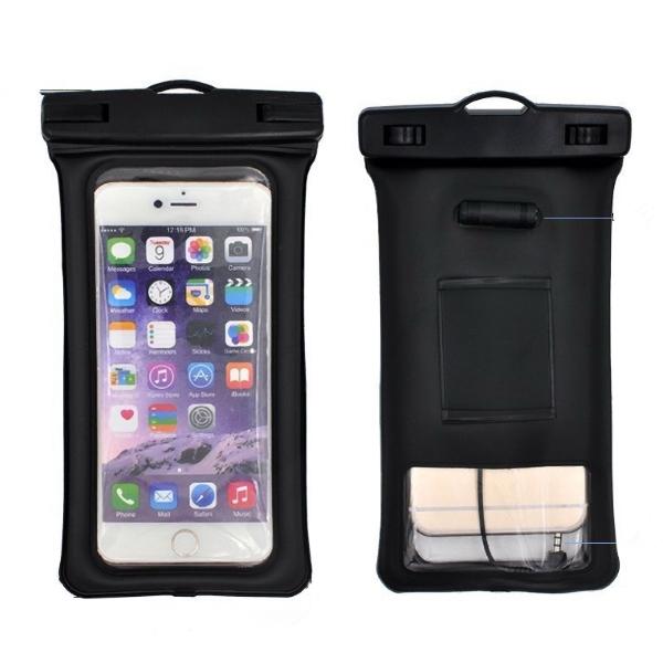 The Waterproof Phone Bag
