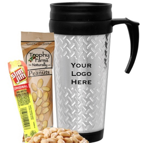 Builders Tool Time Tumbler Snack Set