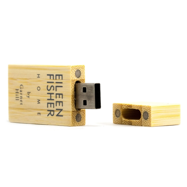 Rectangular wood USB drive, Free Shippin