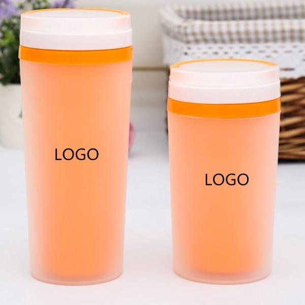 350ml Advertising plastic cups