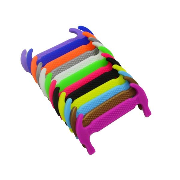 Universial Silicone Elastic No-tie Shoelace