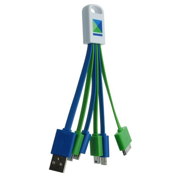 5 in 1 USB charging cables, Universal mu