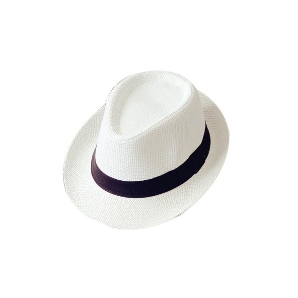 Fashion Gentleman Papyrus Fedora  Hat