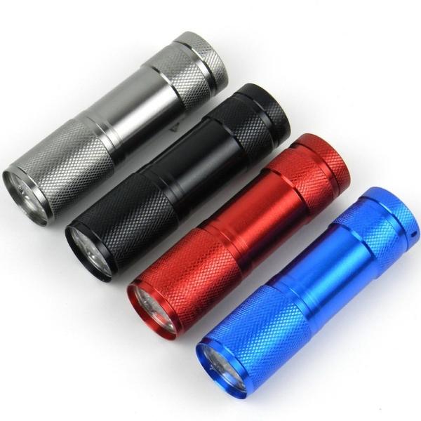 LED Aluminum Flashlight