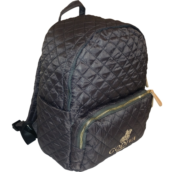 The Quilted Cleo Day Pack