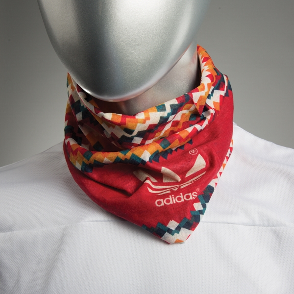 Dye-Sublimated Head and Neck Sleeve