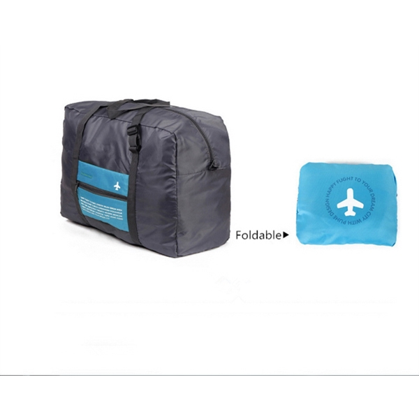 Foldable Luggage Nylon Bag