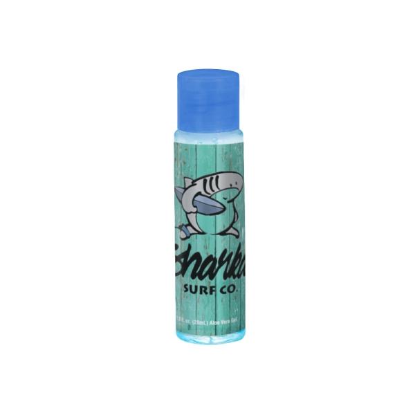 1 oz. Tinted Gel Sanitizer in Tall Flip-Top Bottle