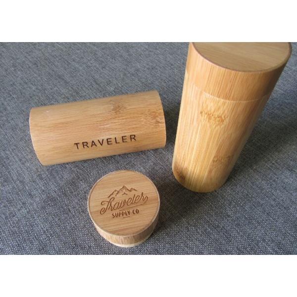 Bamboo Sunglasses Case Box