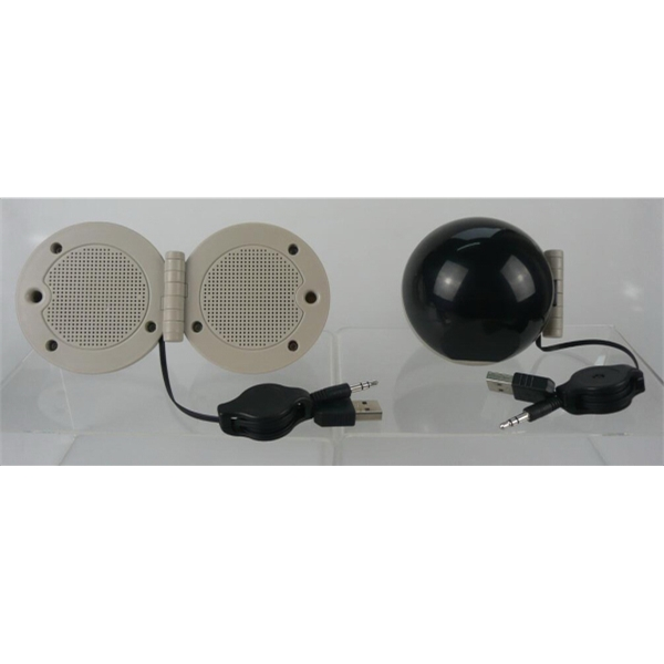 USB Ball-shape Mini Speaker