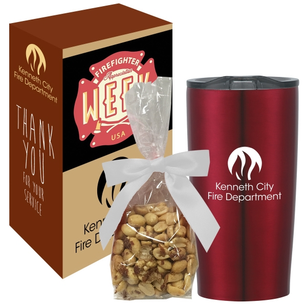 20 Oz. Himalayan Tumbler With Stuffer And Custom Box