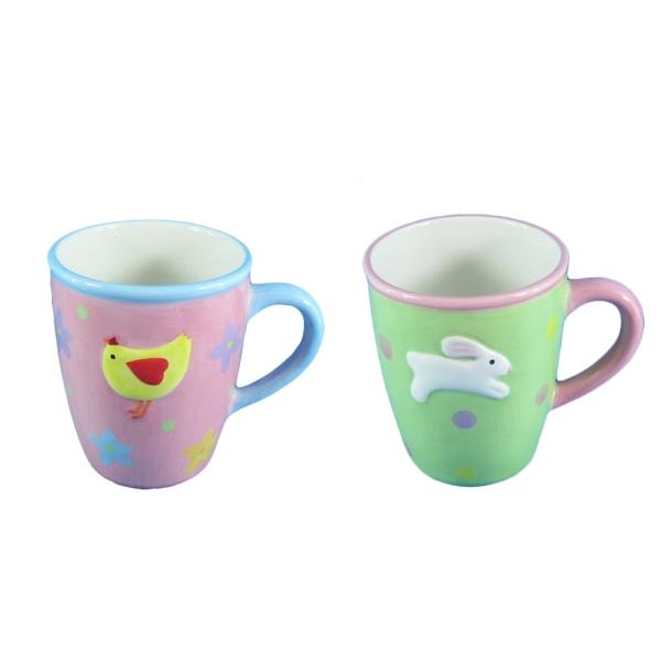 Easter Spring Candy Gift Mug