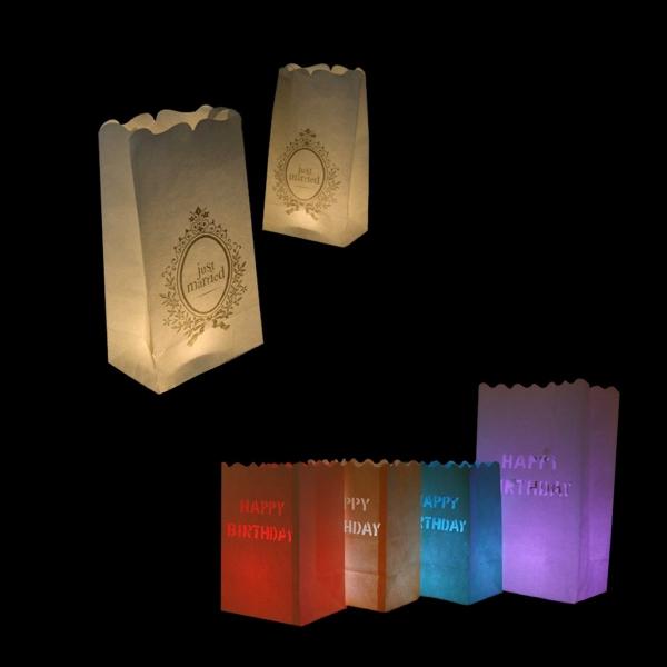 Luminary Bags