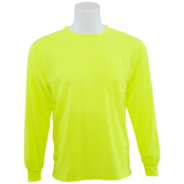 Non ANSI High Visibility Long Sleeve T-Shirt