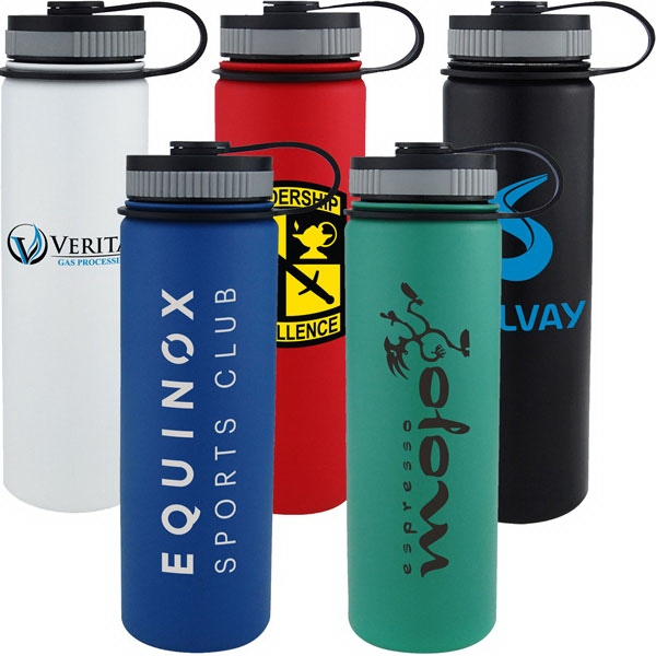 24 oz. Vacuum Stainless Steel Bottle