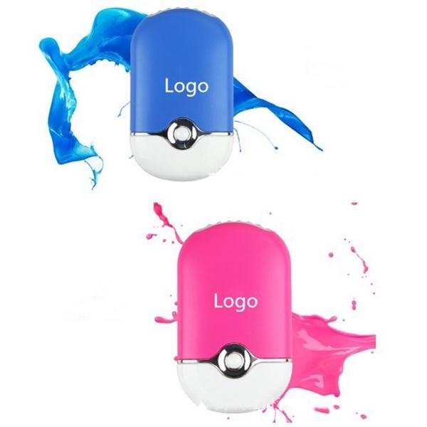 USB Mini Air Conditioning Fan