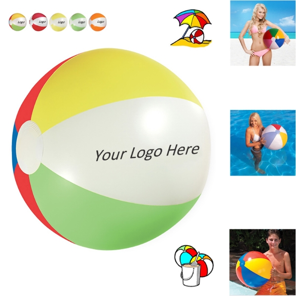 PVC Floating Inflatable Beach Ball