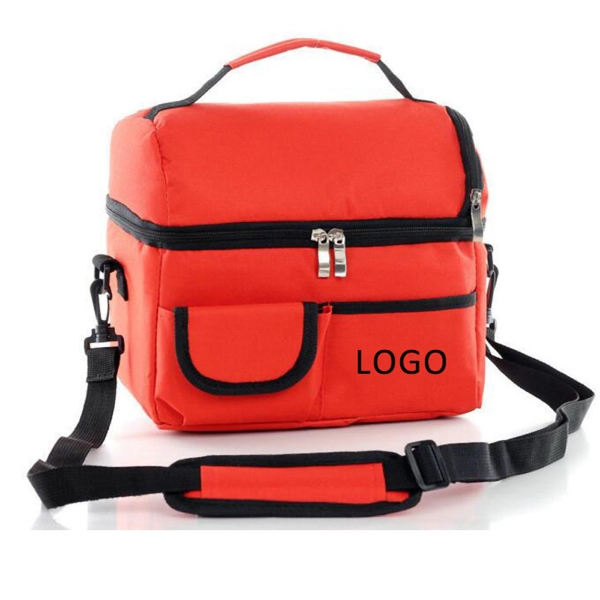 Fashion Lunch Box Bag Multi-functional
