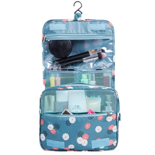 Traveller Compact Hanging Toiletry Bag