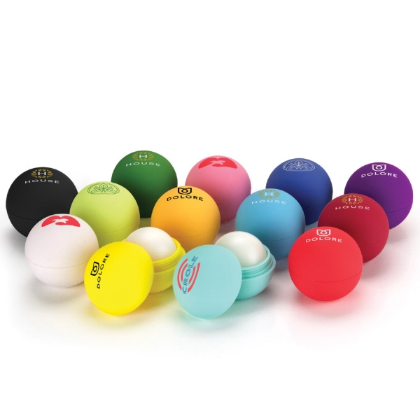 iBalm by Pearl™ USA Made Rubber Lip Balm