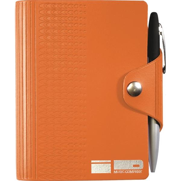 Leather Wrap Journal - Mini Snap Wrap