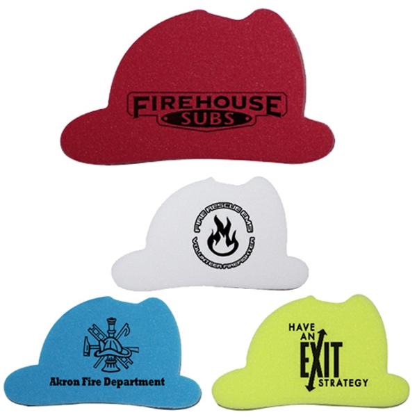 Die Cut Eraser - Fire Helmet