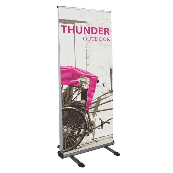 Thunder Double-Sided Outdoor Banner & Scrim Vinyl Graphics