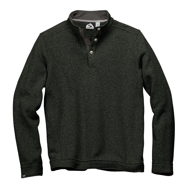 Men's Vic Snap Front Sweaterfleece Pullover