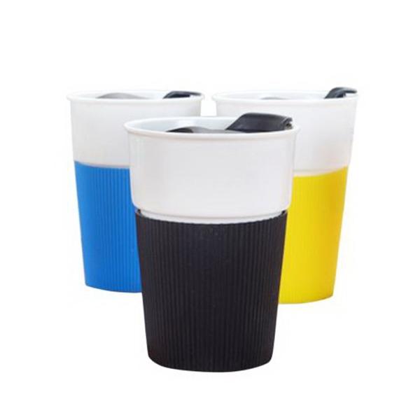 Vehicle Ceramic Cup