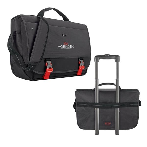 Solo® Covert Messenger Bag