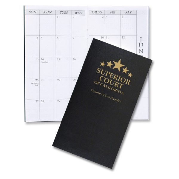Monthly Pocket Planner (Leatherette)