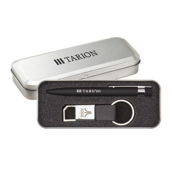 Venitzia Pen/Keyring Gift Set